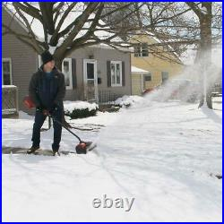 12 in. 60-Volt Battery Cordless Electric Snow Shovel (Bare Tool)
