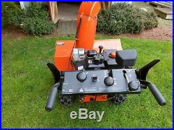 1993 Ariens 36 Electric Start SnowBlower Shop Maintained in Excellent Condition