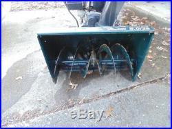 1999 Craftsman 9.0 28 Track drive 2-stage Snowblower