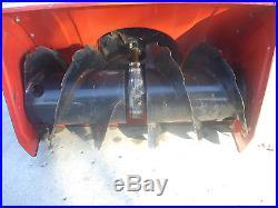 1999 Toro 1028 Power Shift Snow Blower with Tecumseh 28 Wide $199 Ship