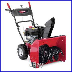 1 Craftsman (24) 179cc Two-Stage Snow Blower BRAND NEW FREE SHIPPING