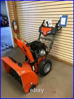 (1) Husqvarna ST230P 2-Stage Snow Blower (961930101) FREE Shipping & Liftgate
