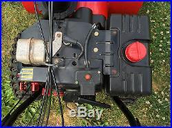 2005 MTD Craftsman 9.0 HP 28 Two Stage Snow Blower Thrower Tecumseh