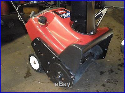 2006 Toro CCR 2450 Snowthrower Snowblower Electric Start New Paddles/Scraper