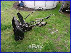 snow blowers tractor. Black Bedroom Furniture Sets. Home Design Ideas