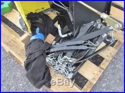 2012 John Deere 2 Stage Snow Blower, 47, Fits Multi Terrain X520, X530, X540