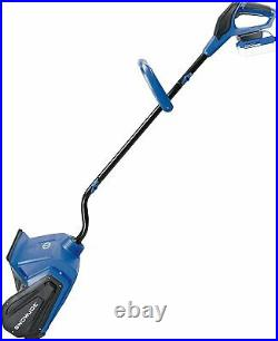 24-Volt iON+ 13-Inch 4-Ah Cordless Snow Shovel, Kit with4-Ah Battery + Quick Char