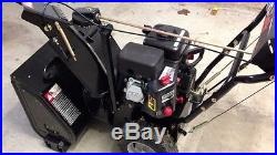 24 in. 2 Stage Electric Start Gas Snow Blower