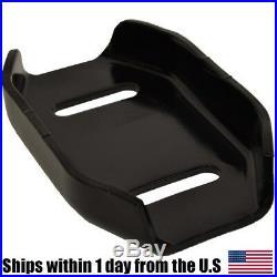 (2) Snow Blower Skid Shoes 02483851 02483859, 01016500 For John Deere MTD Ariens