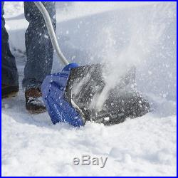 40 Volt 13 Cordless Electric Snow Blower Bare Tool Driveway Shovel Snow Thrower