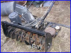 42 Craftsman Snow Thrower Blower Lawn Tractor Attachment Snowblower 486.248391