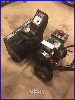 5.5 HP Yard Machines 22 Snow Blower