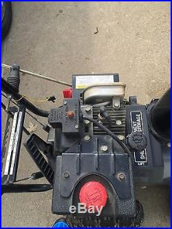 5 HP 22 DUAL-STAGE SNOW BLOWER THROWER ELECTRIC START SELF PROPELLED 4 CYCLE