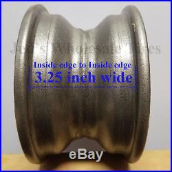 6 Snow Blower Thrower RIM WHEEL 6x3.25 fits 4.10-6 13x5.00-6 15x5.00-6 Tires