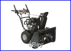 751058030951 24 in. Two-Stage Electric Start Gas Snow Blower