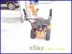 ARIENS 824E 24 2 Stage Snowblower with Electric Start (Self Propelled)