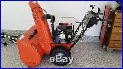 ARIENS 921049 Deluxe 30 EFI Two-Stage Snow Blower 2yr factory warranty remains