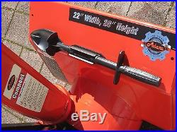 ARIENS Compact 22 Snowblower Used Only Once