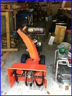Ariens 24 Snow Blower, 8.5hp Tecumseh 8524 model