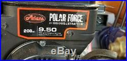 Ariens 920014 Compact 24 LE Snow Blower Two-Stage, Chains, Extra Weight & Cover
