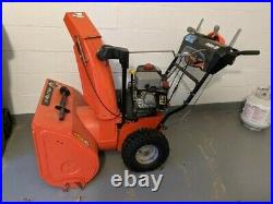 Ariens 921046 Deluxe 28 inch gas snowblower with optional electric start