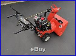 Ariens Compact 24 2-Stage GAS Electric Start Snowblower Low-Use 440