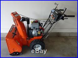 Ariens Compact 920021 (24in) 208cc Two-Stage Electric Start Snow Blower withextra