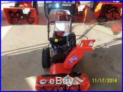 Ariens Compact ST24LET (24) 208cc Two-Stage Electric Start Snow Blower 920021