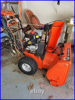 Ariens Compact ST24LE (24) 208cc Two-Stage Snow Blower