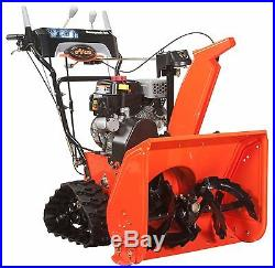 Ariens Compact Track 24 Electric Start Two Stage Snow Blower Model 920022