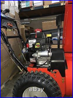 Ariens Deluxe 28 254cc Two-Stage Snow Blower 921030 Auto Turn