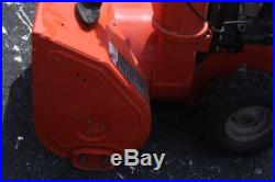 Ariens Deluxe 28 Gas Powered Snow Blower The King of Snow Model 921022 Orange