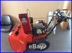 Ariens Deluxe 28 Sno-Thro Two-Stage Snowblower 921030 below cost