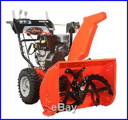 Ariens Deluxe 28 in snow blower thrower 921037 NEW (freight available)