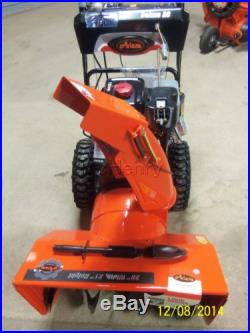 Ariens Deluxe 28 plus 291cc Two-Stage Snow Blower 921037 Auto Turn