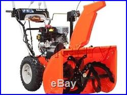 Ariens Deluxe 28in 254cc Two-Stage Snow Blower 921030 Auto Turn