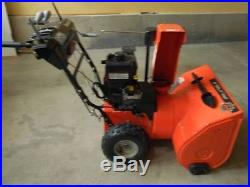 Ariens Deluxe Two Stage 28 in. Gas Snowblower