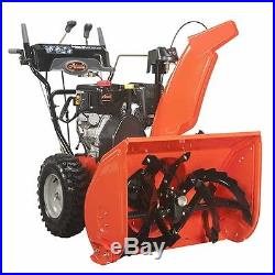 Ariens Deluxe Two Stage Snow Thrower 28in SHO 306 cc Auto Turn