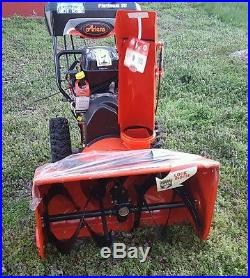 Ariens Platinum 30 Sno-Thro ST30DLE-921029 -369cc Two-Stage -Electric Start -NEW