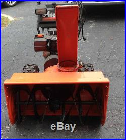 Ariens ST1032 Snow Blower Two Stage 32 10hp (Used Once)