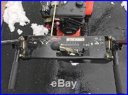 Ariens ST624E Snow Thrower snowblower 2 stage 24in wide Electric start