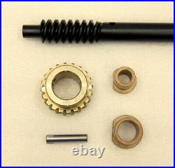 Ariens Snowblower Auger Gear and Shaft Full Rebuild Kit 524026, USA Top Quality