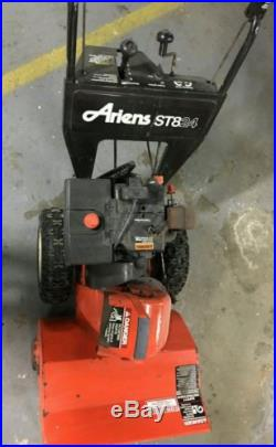Ariens St824 Snow Blower 2 Stage 6 Speeds Low Hours