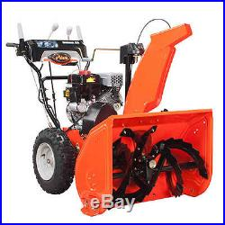 Ariens Two Stage Deluxe Snowblower (ST28LE, 28 Snow thrower)