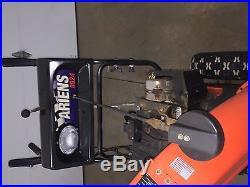 Ariens snow blower #8524 24 8.5hp 2 stage, 120 volt electric start