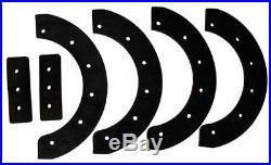 Auger Paddle Set Craftsman, Murray 302565, 335992