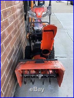 Brand New Husqvarna St224 Snow Thrower. Local Pick Up