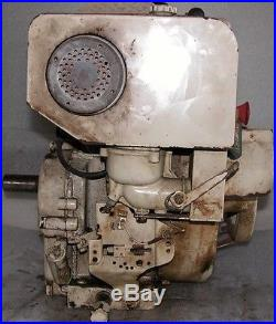 Briggs And Stratton/simplicity 190403 3044 8 HP Horizontal Shaft Engine Used