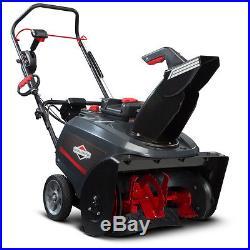Briggs & Stratton 1696506 22 Wide Path 205cc Electric Start Snow Blower Thrower