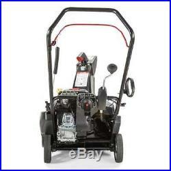 Briggs & Stratton 22 208cc 9.5 Single Stage Gas Powered Snow Blower (Open Box)